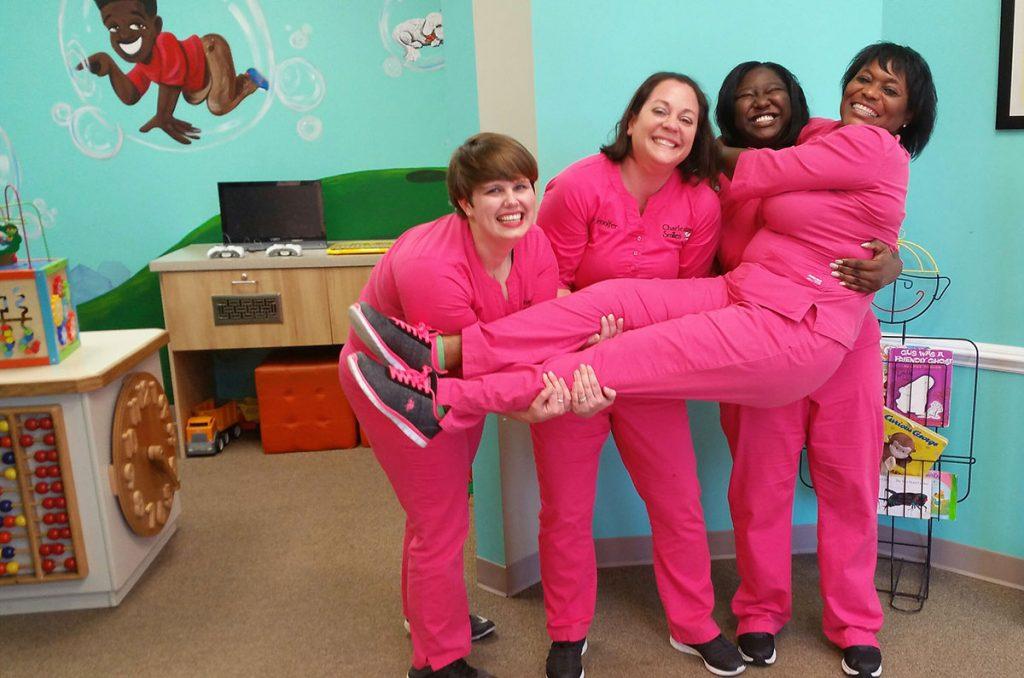 Charleston Smiles Team